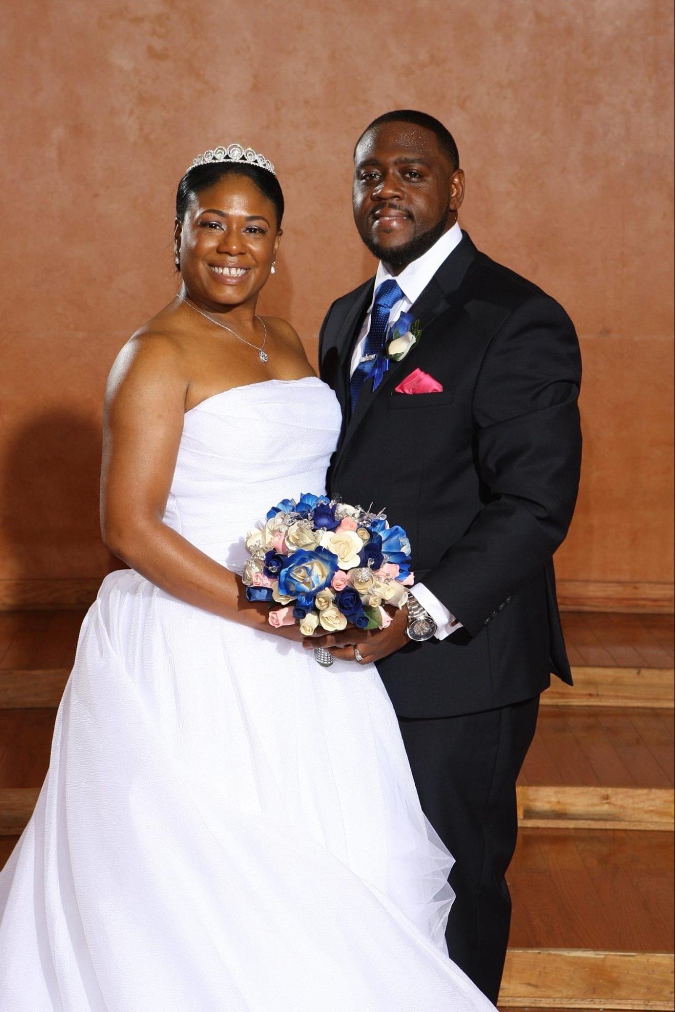 Mr. Demond & Mrs. Rashanda French